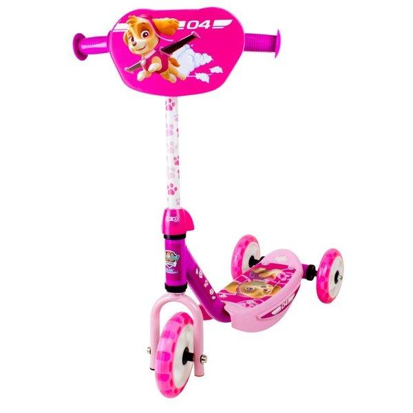Детска тротинетка с 3 гуми